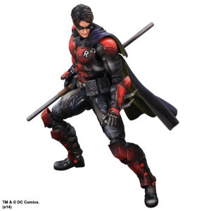 Figurine Robin Play Arts Kai DC Comics Batman Arkham Origins