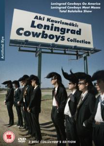 Aki Kaurismaki - Verzameling - Leningrad Cowboys