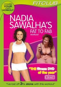 Nadia Sawalha: Fat to Fab