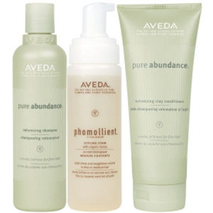 Pack productos voluminizantes Aveda Pump Up Volume (3 productos)