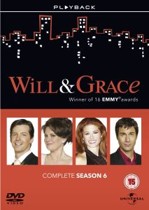 Will and Grace - Series 6