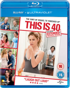 This is 40 (Includes UltraViolet Copy)