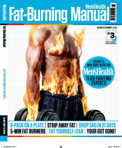 Men's Health Fat Burning Manual