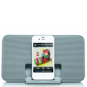 Gear 4 Street Party 0 Portable Speaker Dock - Grey