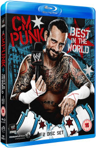 WWE: CM Punk: Best In World