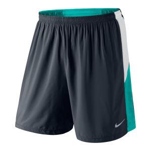 Nike Men's 7 Inch Pursuit 2-in-1 Running Shorts - Navy