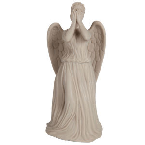 Doctor Who Weeping Angel Stress Toy - White