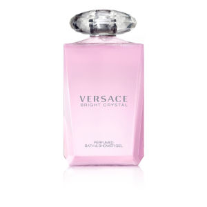 Versace Bright Crystal gel douche et bain 200ml