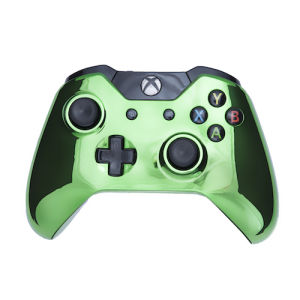 Xbox One Wireless Custom Controller - Chrome Green