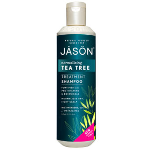 JASON Tea Tree Treatment Shampoo normalisant (517ml)