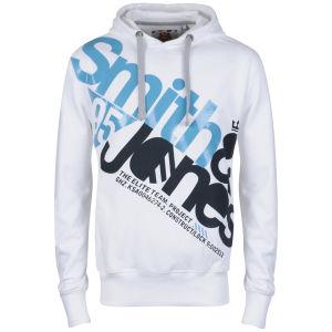 Smith & Jones Men's Lamberto Hoody - White