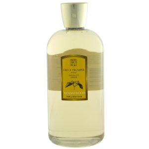 Geo. F. Trumper Travel Sandalwood Hair and Body Wash 500ml