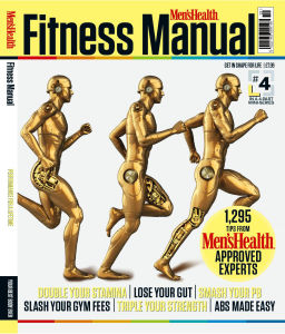 Men's Health Fitness Manual