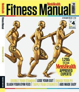 Men's Health Fitness Manual