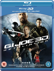 G.I Joe: Retaliation 3D (Bevat 2D Version)