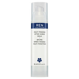 REN Multi-Tasking After Shave Balm (50ml)