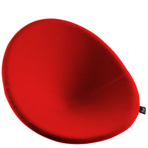 Flux Chair Cushion - Classic Red