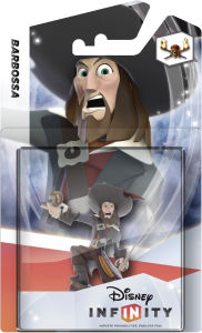 Disney Infinity: Pirates Of The Caribbean - Barbossa