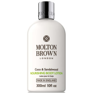 Molton Brown lait corporel coco et santal