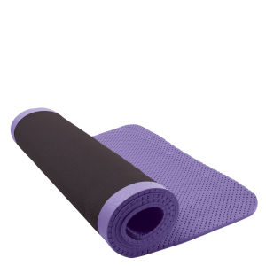 Nike Ultimate Pilates Mat 8mm - Medium Violet/Thunder Blue