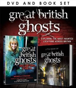 Great British Ghosts (Bevat Book)