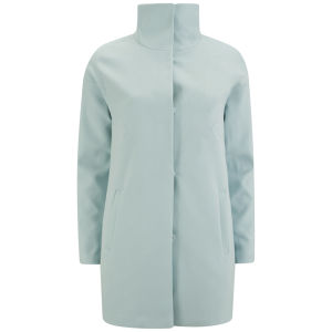 VILA Women's Lucia Coat - Blue