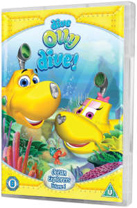 Dive Olly Dive - The Big Adventure