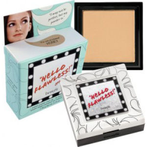 benefit Hello Flawless Im Cute as a Bunny, Fond de Teint Compact - Miel