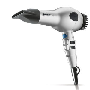 BaByliss PRO Max Dryer Silver