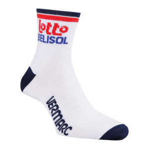 Lotto Belisol Team Race Socks - 2013