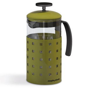 Morphy Richards Accents 8 Cup Cafetiere - Green