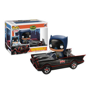 DC Comics Batman 1966 TV Series Batmobile Pop! Vinyl Vehicle