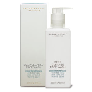 Aromatherapy Associates Essential Skincare Deep Cleanse Face Wash (200ml)