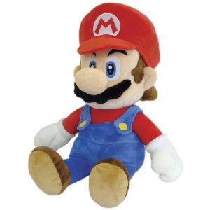Super Mario Bros. Nintendo Plush - Mario (25cm)
