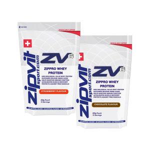 ZipVit ZV6 Zip-Pro Whey Protein - 450g Pouch