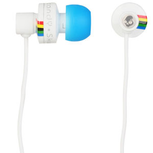 Skullcandy Full Metal Jacket Earphones - White