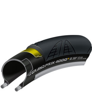 Continental Grand Prix 4000 S II Reflective Clincher Road Tyre