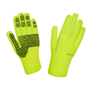 SealSkinz Ultragrip Gloves - Yellow