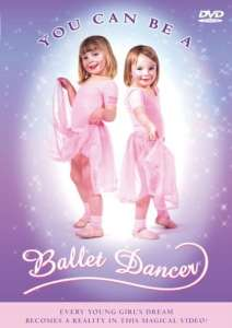 You Can Be A Ballet Dancer