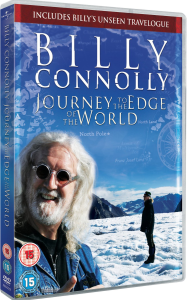 Billy Connolly - Journey To Edge Of World