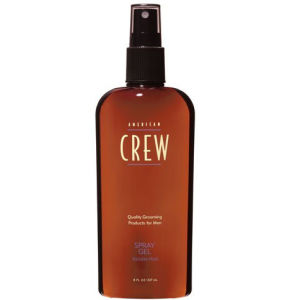 Gel en Spray American Crew (250 ml)