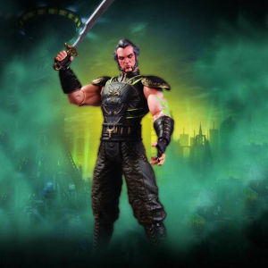Batman Arkham City Series 3 - Ra's Al Ghul Action Figure