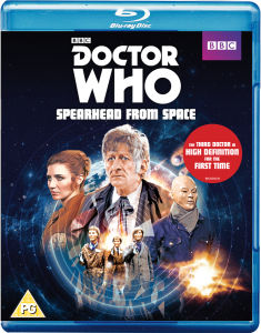 Doctor Who: Spearhead From Space - Speciale Editie