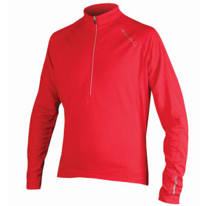 Endura Xtract L/S Jersey - Red