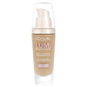 L'Oréal Paris Lumi Magique Light Infusing Foundation SPF18 (Various Shades)
