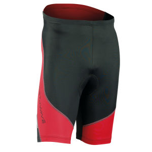 Northwave Sonic Shorts - Black/Red