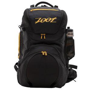 Zoot Ultra Triathlon Bag - Black/Zoot Yellow