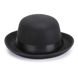 Impulse Women's Bowler Hat - Black