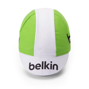 Belkin Team Replica Race Cap - Green - One Size 2014