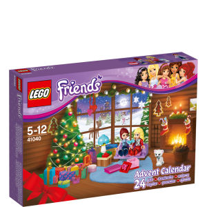 LEGO Friends Adventskalender (41040)